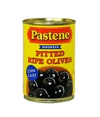 Pastene Imported Pitted Ripe Olives (6oz.)