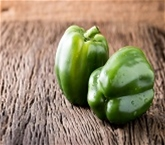 Domestic Green Peppers
