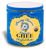 Ghee Organic Clarified Butter (7.5oz.)