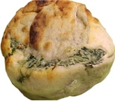 Spinach Knish (8oz.)