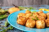Mini Potato Croquettes