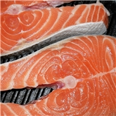 Organic Irish Salmon Steak