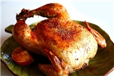 Organic Asian Roasted chicken  (Average Weight of Whole Chicken 2-2 1/2lbs)