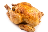 Organic Spicy Roasted Chicken  (Average Weight of Whole Chicken 2-2 1/2lbs)