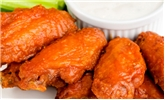 Half-Tray Buffalo Chicken  Wings