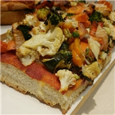 Vegetable Focaccia