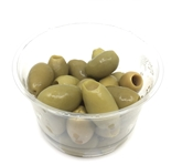 Mixed Pitted Cerignola Olives