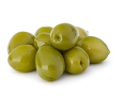 Greek Green Olives Self Service