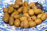 Sicilian Style Pitted Olives