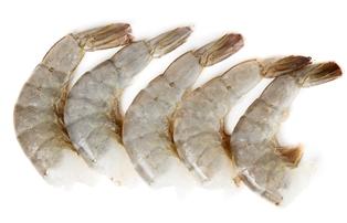 Jumbo Shrimp With Shell Raw