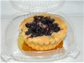 Blueberry Tart (Small)