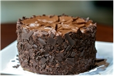 Chocolate Silk Cake 6""