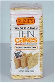 Suzie's Lightly Salted Brown Rice Thin Cakes