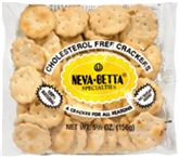 Neva-Beta Cholesterol Free Crackers (5.5 oz.)