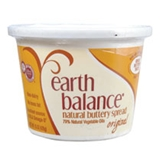 Natural Earth Balance Buttery Spread (15 oz.)