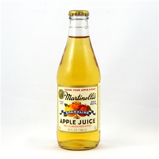 Martinellis Sparkling Apple Juice 10oz