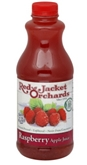 Red Jacket  Raspberry Apple Juice 32oz.