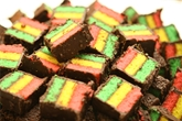 Rainbow Cookies For Passover (12 oz.)