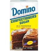Domino Confectioners 10X Sugar (1 Lb)