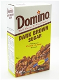 Domino Dark Brown Sugar (1 Lb)