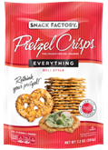 Everything Pretzel Crisps (7.2oz.)