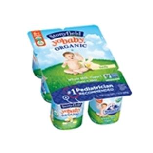 Stonyfield Yobaby Organic Plain Yogurt