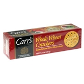 Carrs Crackers - Whole Wheat (7 oz.)