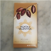 A&V Belgian Milk Chocolate Bar (3oz.)