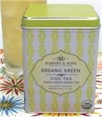 Harney & Sons Org. Green Tea With Citrus & Gingko