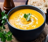 Roasted Butternut Squash Soup (15oz)