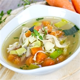 Chicken Soup (32 oz.)