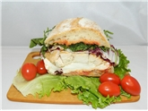 Grilled Chicken Sandwich (5 oz.)