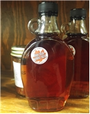 A&V Vermont Maple Syrup (8oz.)