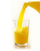 Fresh Organic Orange Juice (16 oz.)