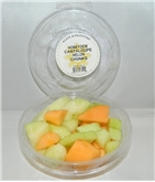 Cantaloupe & Honeydew Melon Chunks (24oz)