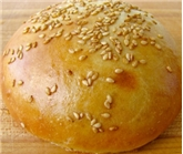 Brioche Burger Buns With Sesame (3 pk.)