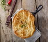 Large Turkey Pot Pie