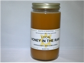 Honey - Raw And Unprocessed Locally (16 oz.)