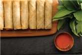 Vegetable Spring Roll (7 pcs.)