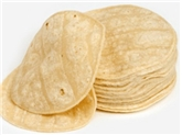 A&V Flour Tortilla Inches (18 oz.)