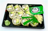 "Brown Rice California ""Maki"" Roll (9pc)"