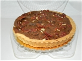 "Chocolate Pecan Tart (7"")"