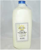 A&V Fat Free Milk (1/2 gal.)