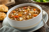 A&V Beef & Vegetable Soup
