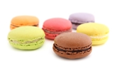Assorted Flourless Macaroons