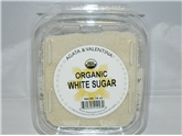 A&V Organic White Sugar (16oz.)