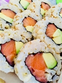 Spicy Tuna Roll With Brown Rice