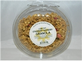 Strawberry Raspberry Low Fat Granola (14 oz.)