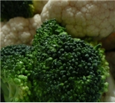 Organic Cut Broccoli & Cauliflower (9 oz.)