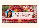 Wai Lana Fruit & Nut Bar - Cranberry Almond